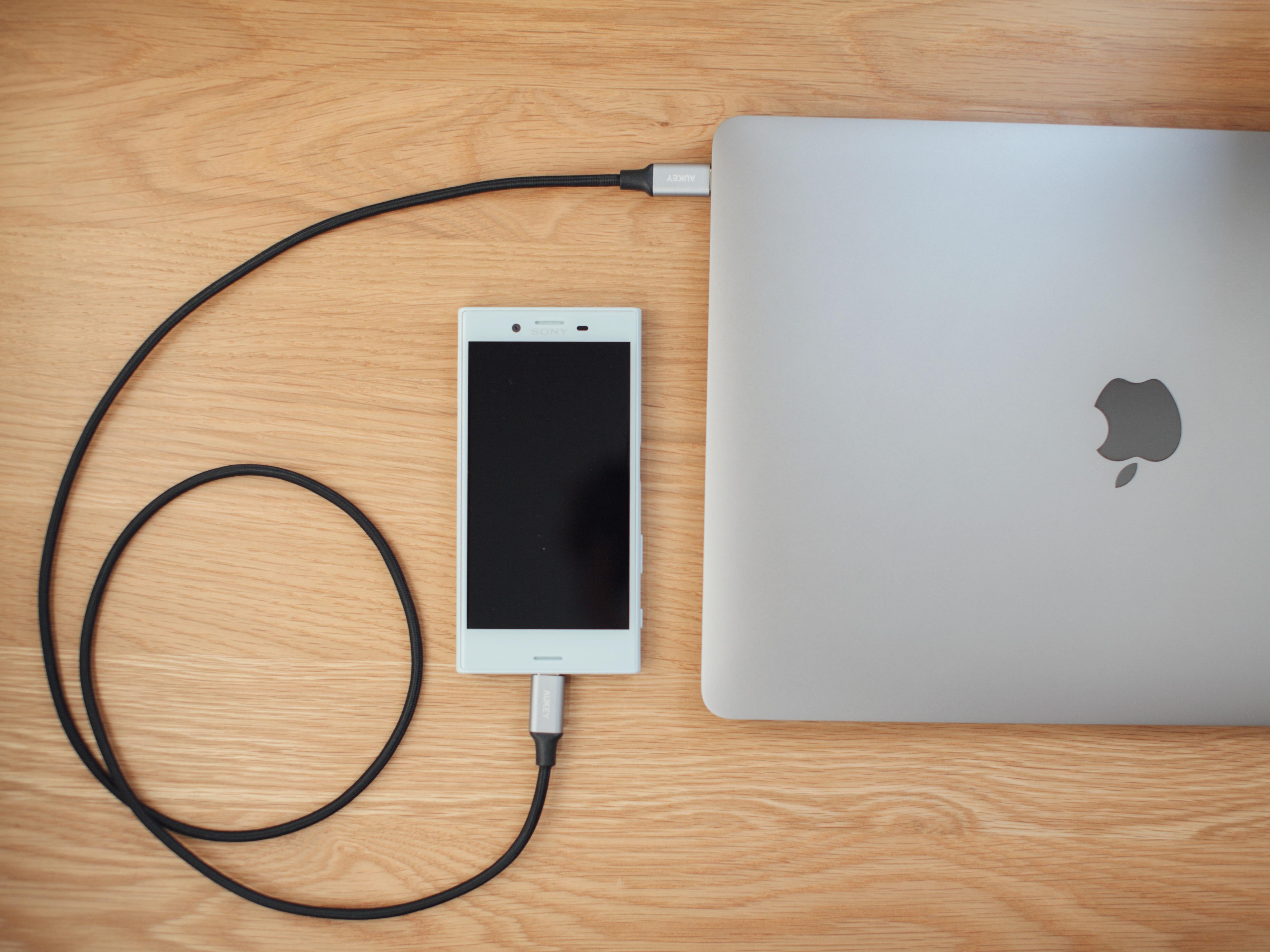 Xperia X Compactに音楽を入れる方法