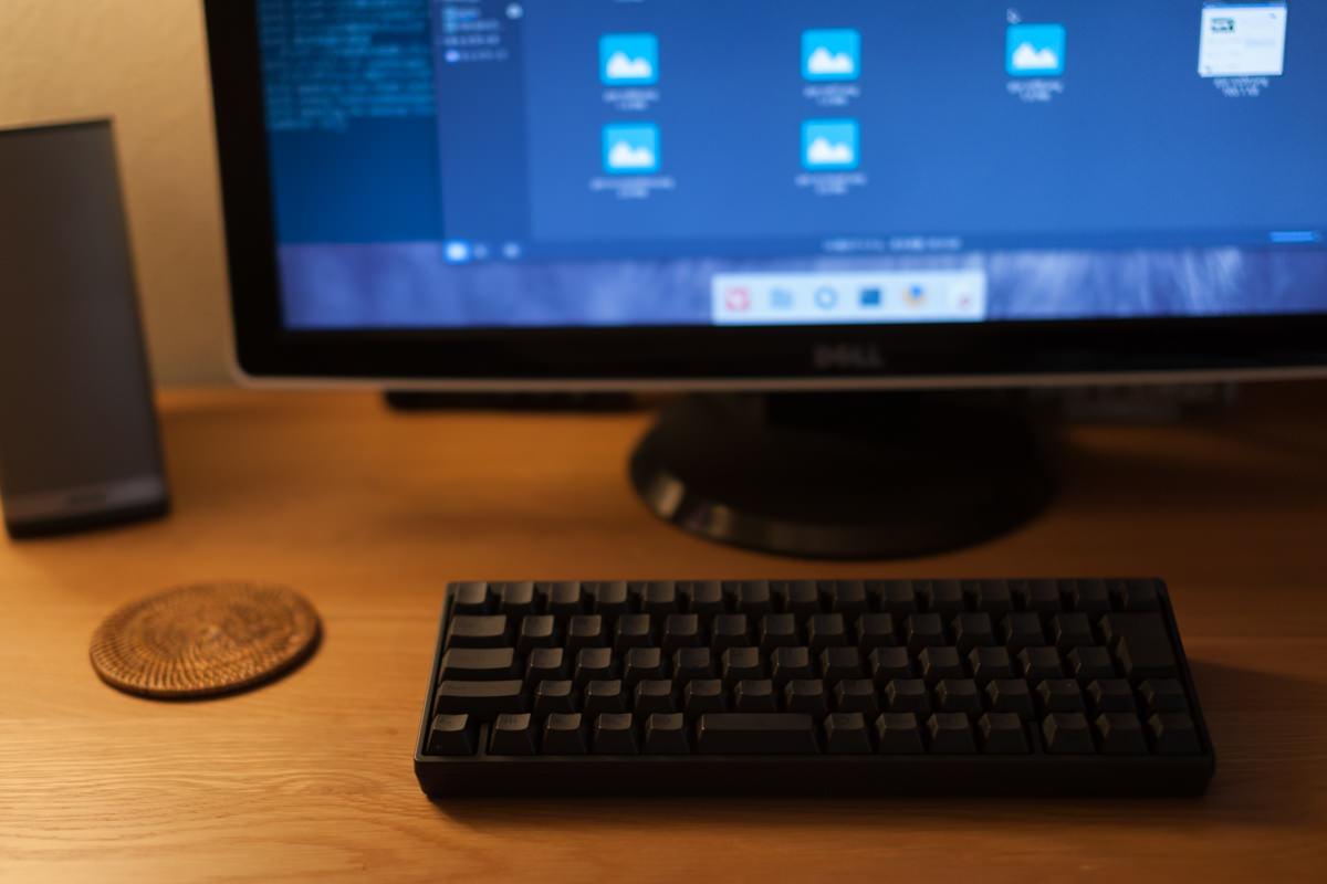デスク環境を快適にしたい!気になるキーボードのまとめ。