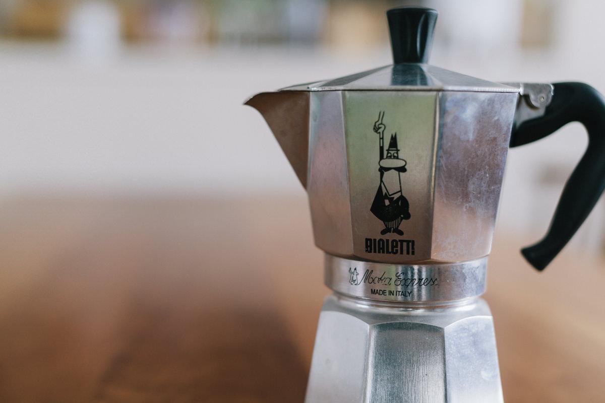 味のブレないコーヒーをお手軽に。マキネッタのススメ