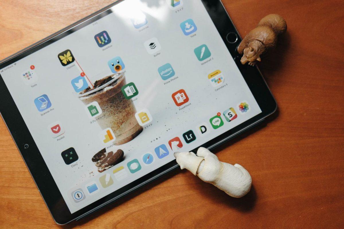iPadのマークダウンエディタ「Bear」の紹介。シンプルで使いやすい。