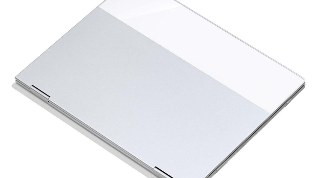 Pixel Slateは諦めてPixelbookを購入しました。
