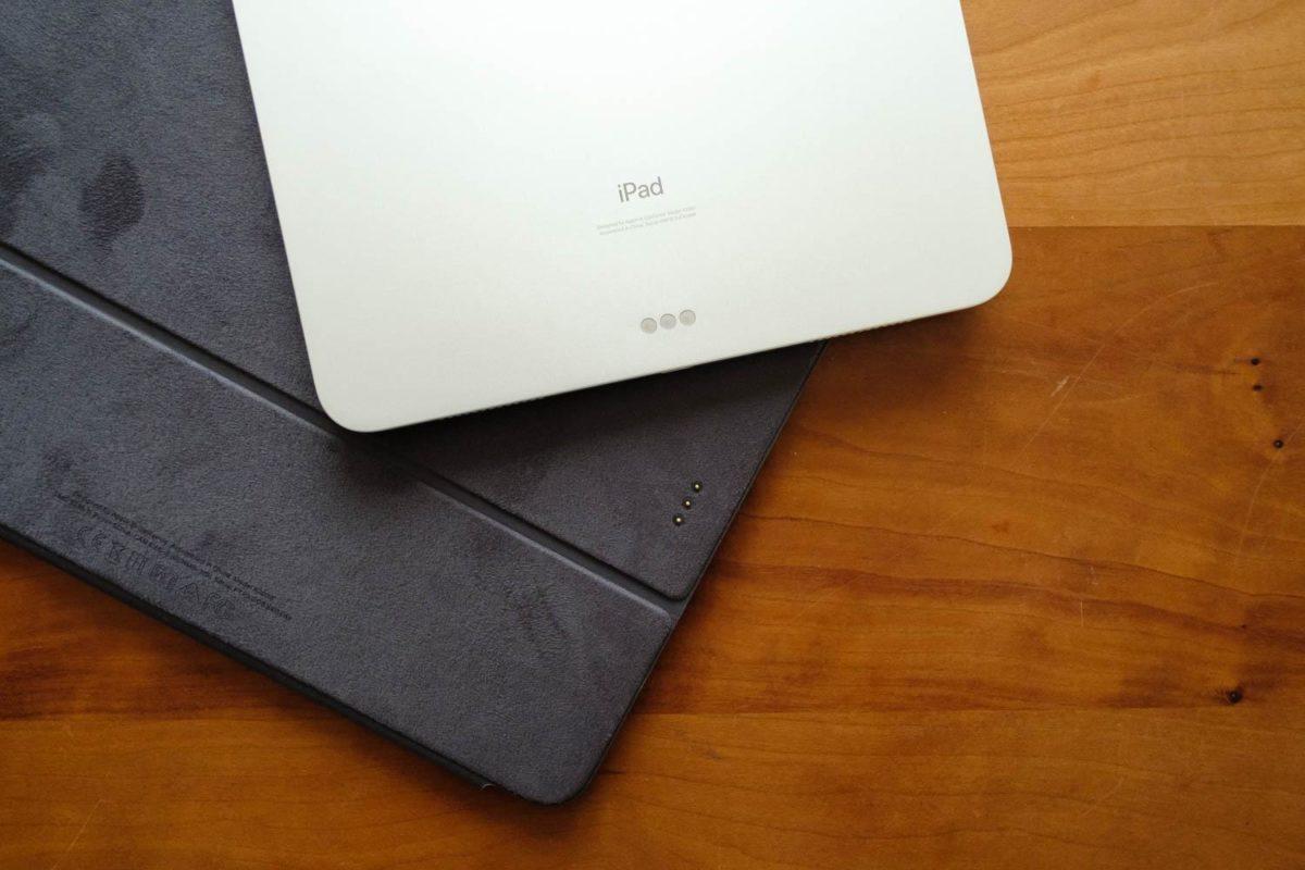 11インチ用 Smart Keyboard Folioをレビュー。背面カバーの追加やフラットなデザインに。