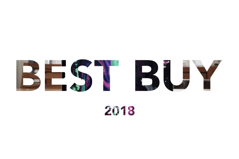 【2018】今年買ってよかったもの。- ベストバイ
