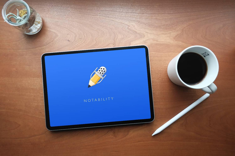 【使い方】AppleのCMにも登場しているiPadの手書きノートアプリ「Notability」