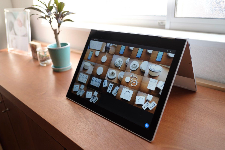 Pixelbookをレビュー。開発機・液タブとして。想像以上にマルチに使えるよ