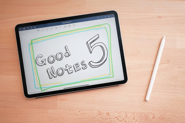 手書きノートアプリ「GoodNotes 5」の使い方