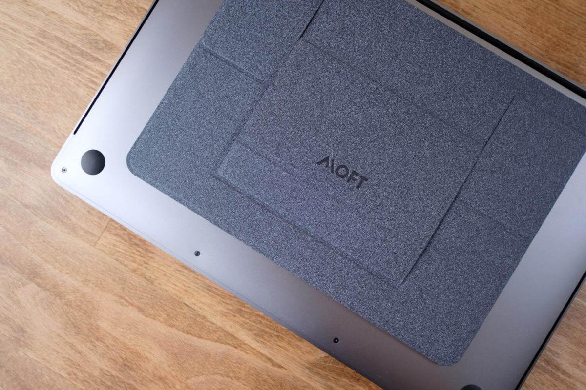 厚み3mmの極薄PCスタンド MOFTの紹介