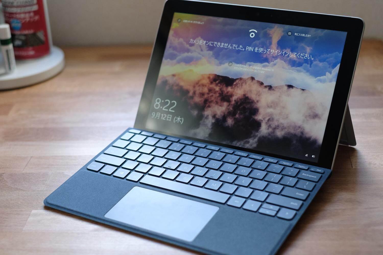 Surface Go 4GB/64GBを購入。ストレージ容量さえ許容できれば下位モデルで十分