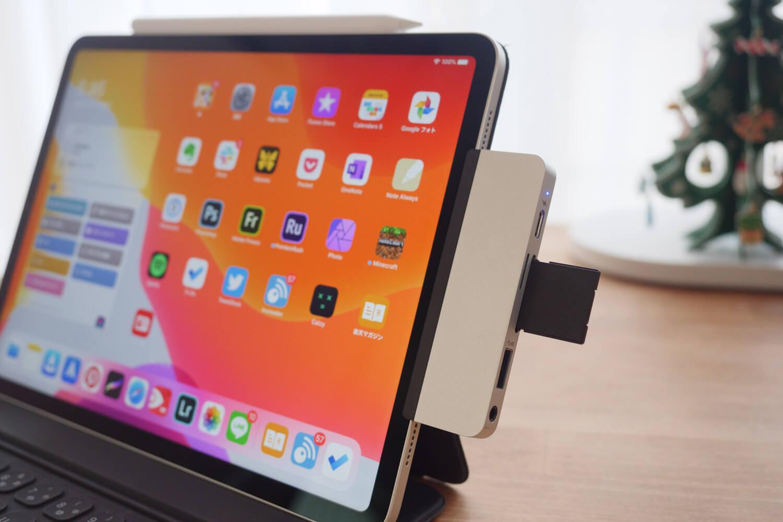 Lightrooom CC iPad版がSDカードから直接読み込みに対応
