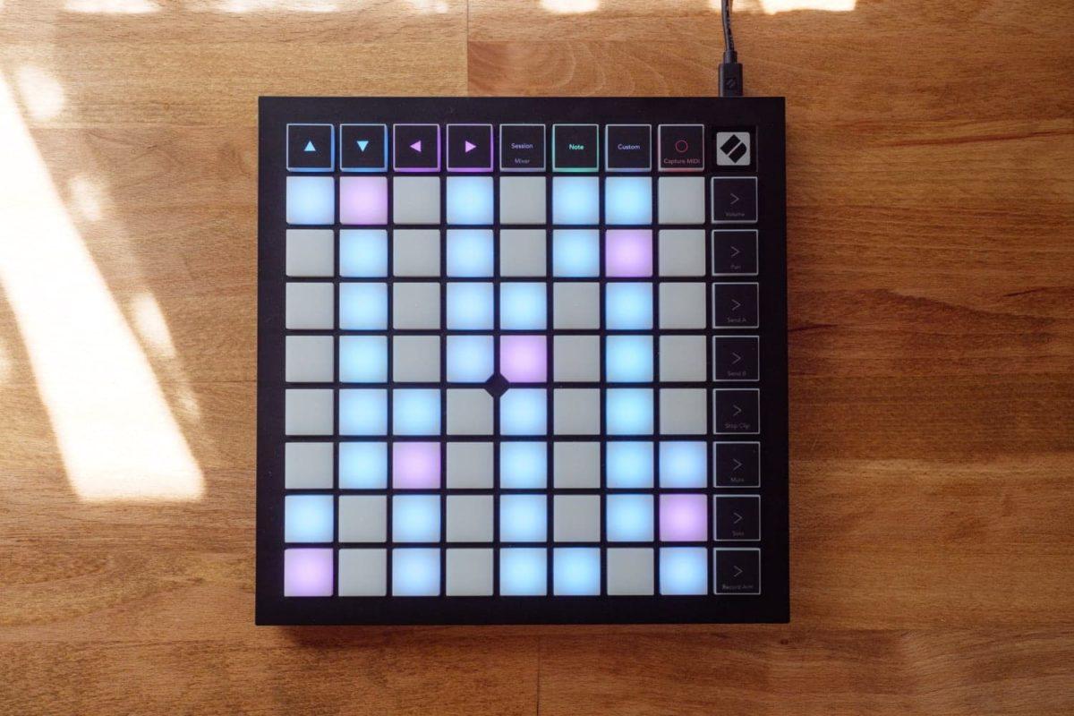 【DTM】パッドコントローラーのLaunchpad XはギタリストDTMerにオススメ