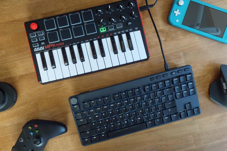 低背メカニカルキーボード ikbc TypeMaster X400をレビュー【ロープロファイル】