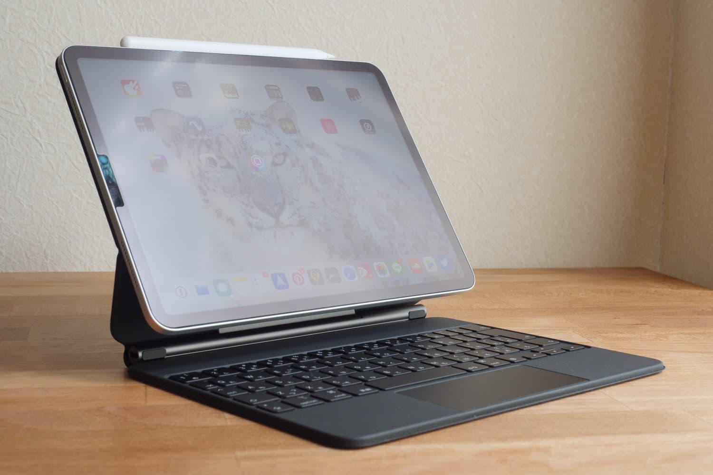 iPad Pro用Magic Keyboardを買いました。レビューなど